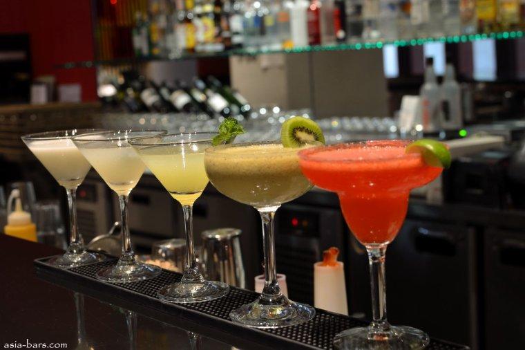Bar à cocktails.