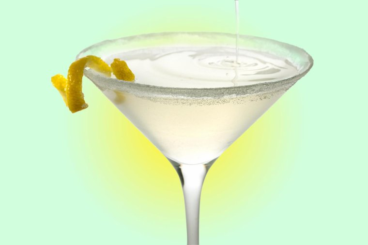 Cocktail : Lemon drop (n°2).