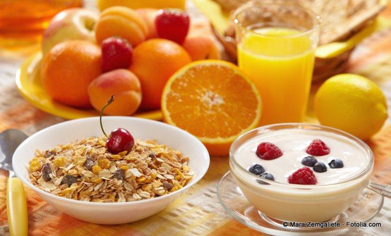 Défis : 1 semaine de petit-déjeuner diététique.