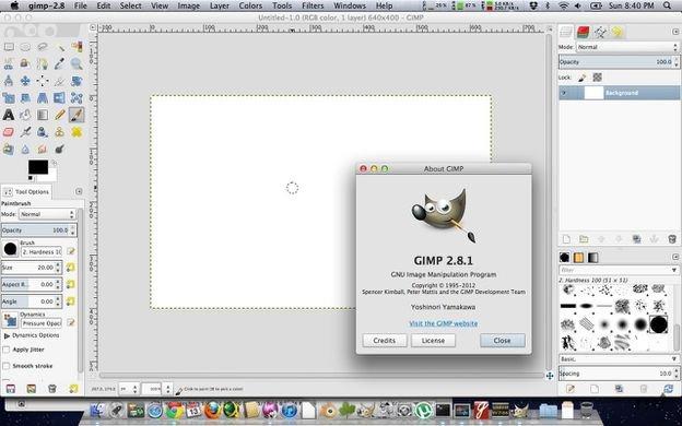 Meilleurs logiciels de retouches photos.