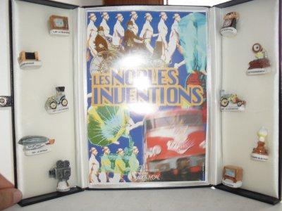 collection complète des inventions