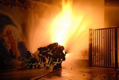 definition pompier: