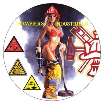logo Pompiers Industriels