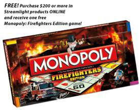 MONOPOLY: Fire Fighters Edition