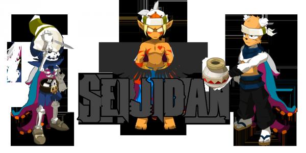 Tu es sur le territoire des SeijiDan !