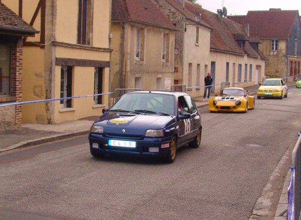 21 Juillet 2009, Course de Côte d'Exmes