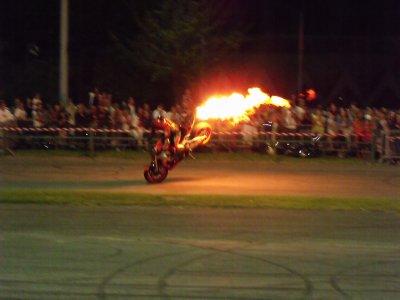 Fête de la moto de Lisieux 2010