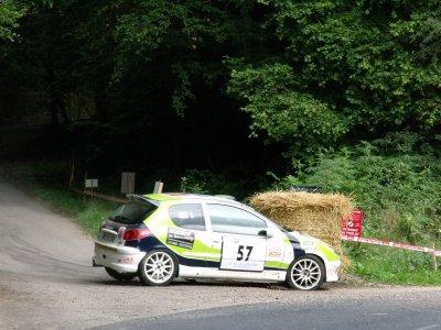 Rallye de Saint Germain la Campagne 2010