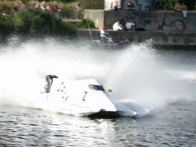 Motonautisme 2010 à Caen