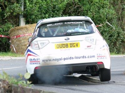 Rallye du Pays d'Auge 2010