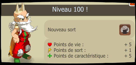 Full-Dwops (Enutrof) et Full-Noun (Osamodas) UP lvl 100 !