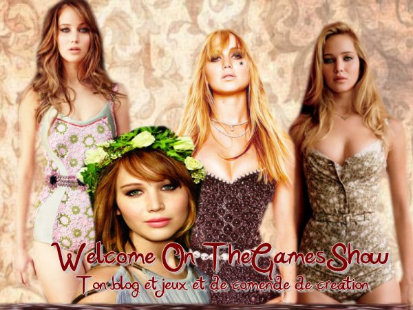 Welcom on The Show Games