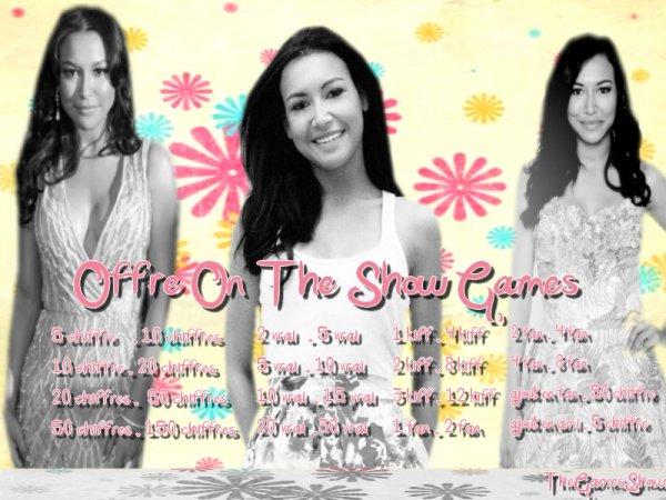 Les Offres De The Show Games