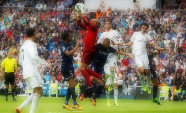 19 octobre 2013 « Sergio Ramos vs Málaga