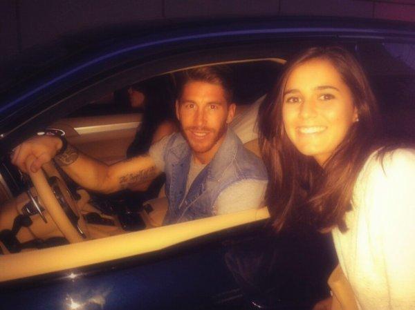 19 octobre 2013 « Sergio Ramos quitte le Santiago Bernabeu