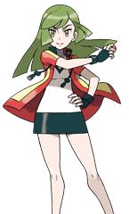 Mireille, Déesse de Poké-World