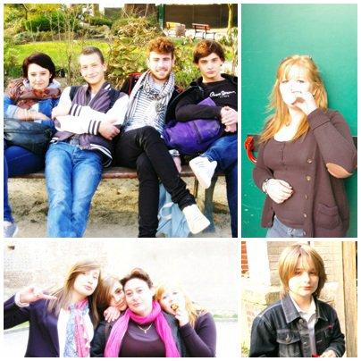 Notre Aprem détente :) Méli mélo Photos par moi :)