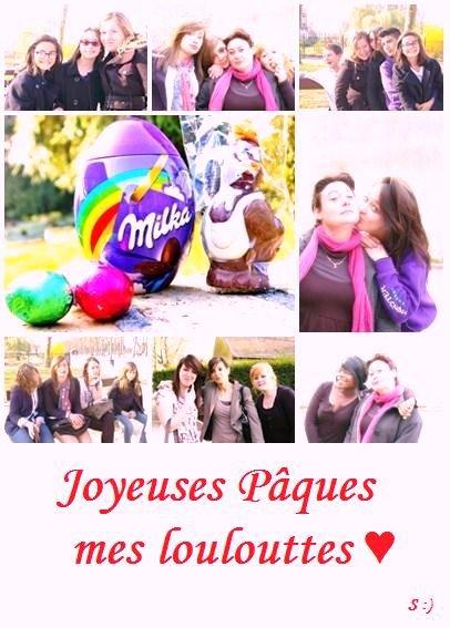 Joyeuses Pâques !  :)