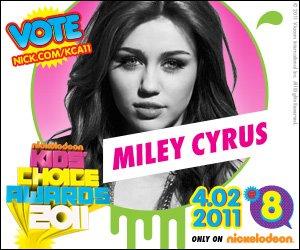 2011 Kids Choice Awards Vote Now! Kids Choice Awards 2011 Votez dès maintenant