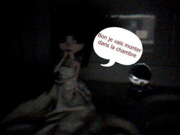 Un cauchemar électrique #1