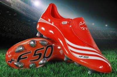 adidas F50.7 Tunit II Pro Lite Soft Ground Poppy Red Football ...