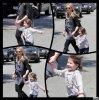 Sarah Michelle Gellar  & sa fille de sortie!