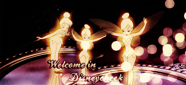Welcome In DISNEYcheek  DISNEYcheek