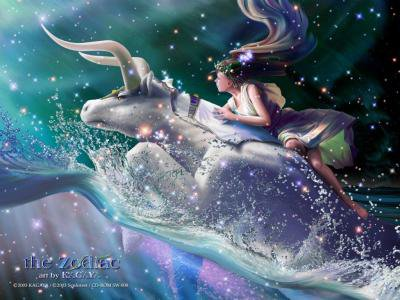 2ème signe du Zodiaque: Le Taureau (Taurus)