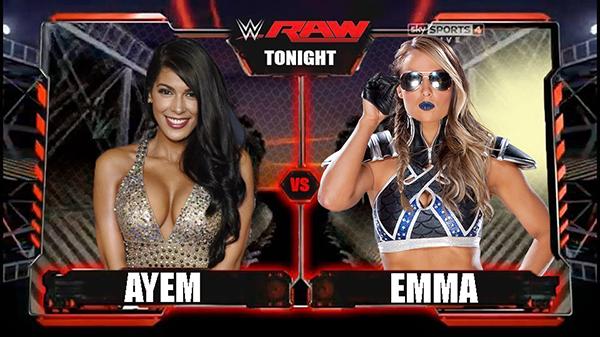 Match 1: Ayem VS Emma