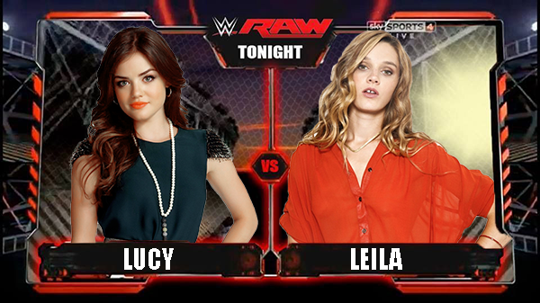 Match 2: Lucy VS Leila