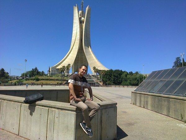 Monument d'Alger