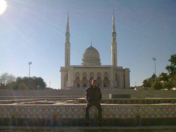 Mosquée El Amir Abdelkader (bibelot)