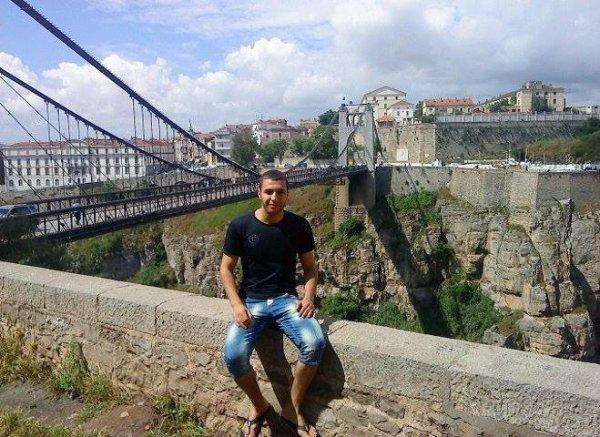 Pont suspendu (Constantine- Algérie)