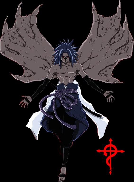Demon de sasuke nico du clan de l 39 akatsuki - Demon de sasuke ...