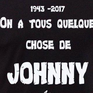 _JOHNNY HALLYDAY _EMBLEME_