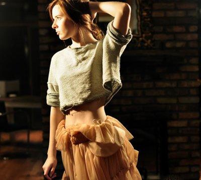 Sweatie Ballerina !