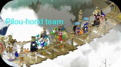 Présentation de ze team =D