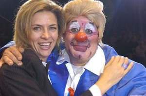 elle aime les clown
