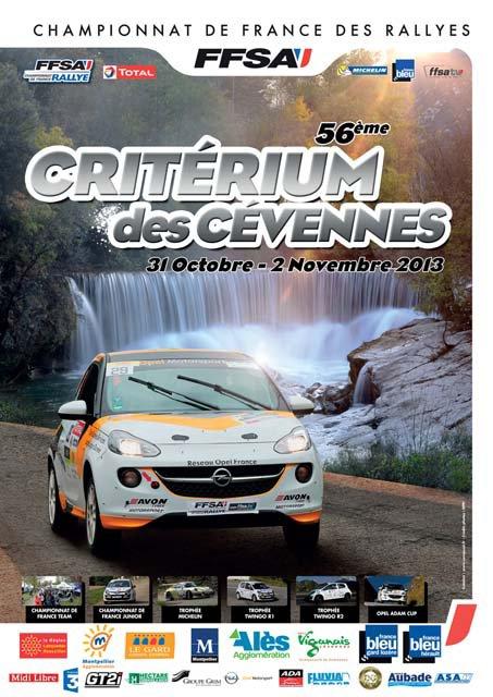 Rallye critérium des Cévennes