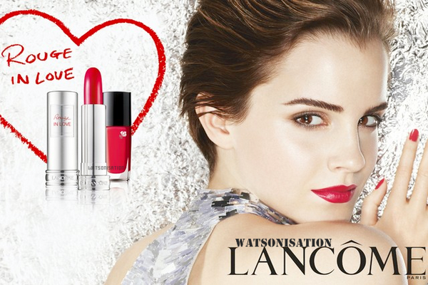Emma - Lancôme Rouge in Love :