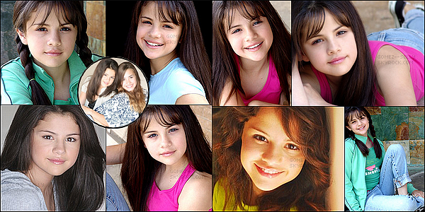 . Découvrez les photos du tout premier shooting de Selena Gomez en 2006, âgée de 14 ans ! Tu aimes ces clichés ?.