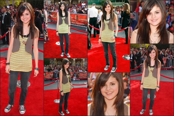. 11/07/17 - Selena.G était présente à l'avant-première du film - Pirates de Caraïbes : Jusqu'au bout du monde ! .