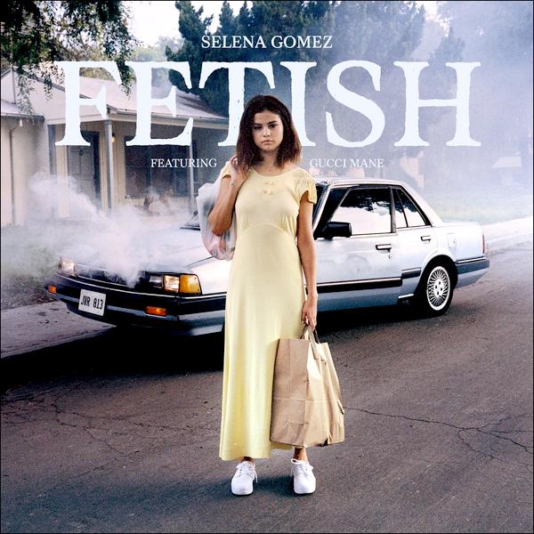 Découvrez la pochette officielle du nouveau single de Selena en feat. avec Gucci Mane !   [/alig fen]