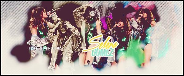 Gomez--Selly : Votre nouvelle source d'actualité sur la belle Selena Marie Gomez !  Suivez toute l'actualité de cette jeune femme sous tous les différents clichés comme candids, apparitions, photoshoots, flashbacks etc...