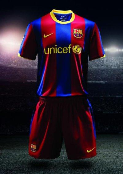 nueva maillot 2011