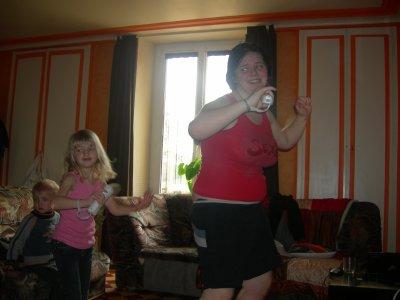 "aprés midi ""just dance "" mdr !!"