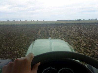 préparation des terre