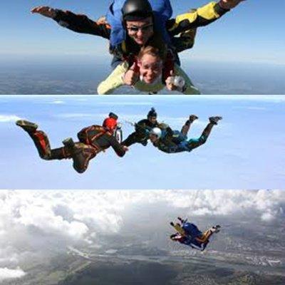 Saut en parachute ♥♥