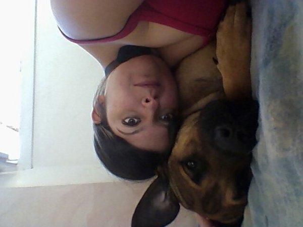 Mon chien sultan et moi