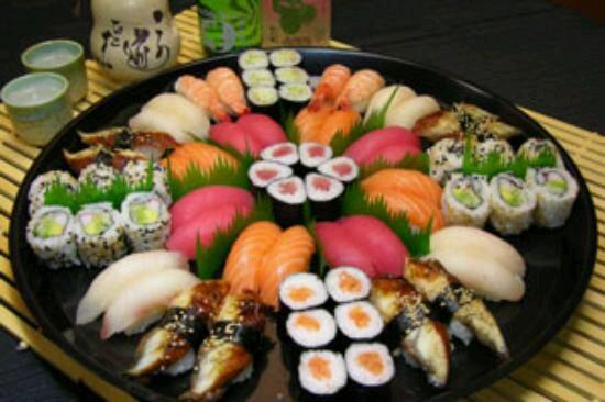 Qui veu des sushis